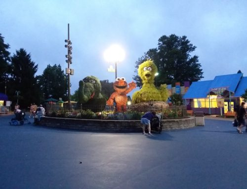 Sesame Place, PA, USA
